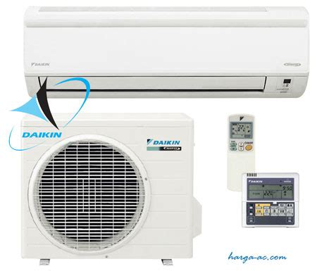 Ac 1 Pk High Inverter Daikin Harga daftar harga ac daikin terbaru april 2018 air conditioner