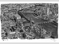 Stephen Wiltshire | Escape Into Life New York Skyline Drawing Autistic
