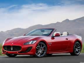 Photos Of Maserati 2013 Maserati Grancabrio Sport Auto Cars Concept