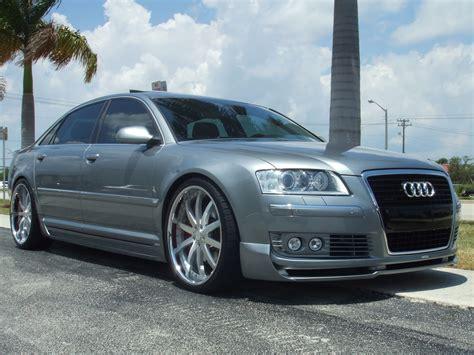 Audi A8 2007 by Lion Motoring 2007 Audi A8 Specs Photos Modification