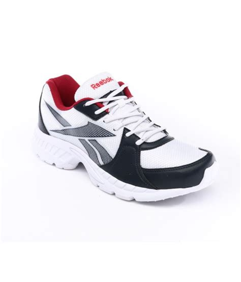 sports shoes india reebok white sport shoes