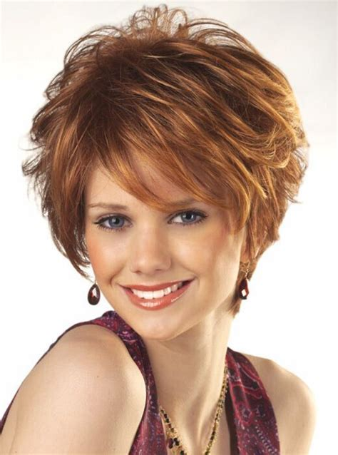 hair style for thick hair for 40s 20 great short hairstyles for women over 50