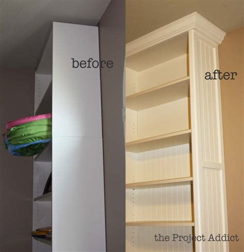 billy bookcase hack playroom building in billy bookcases theprojectaddict