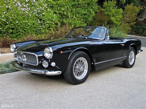 Maserati 3500gt by 1960 1964 Maserati 3500 Gt Spyder Maserati Supercars Net