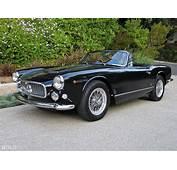 1960→1964 Maserati 3500 GT Spyder  Supercarsnet