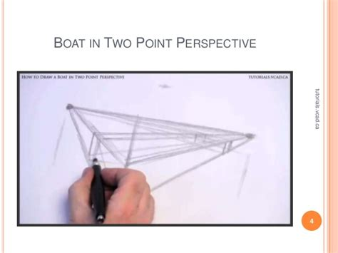 boat perspective drawing boat in two point perspective drawing tutorial