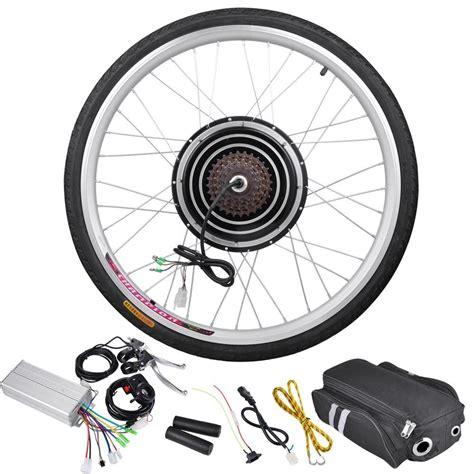Watt Electric Motors by 500 Watt 26 Inch Rear Wheel Electric Bicycle Motor Kit 36v
