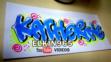 imagenes que digan katherine katherine nombre decorado suscriptor 109 youtube