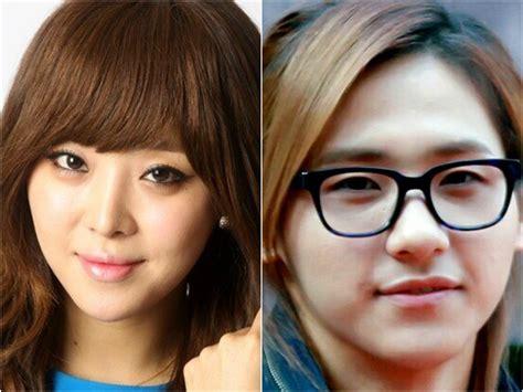 Cnu Search Brown Eyed Narsha Looks Like B1a4 S Cnu Soompi