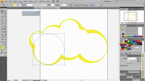 Illustrator Tutorial Offset Path | illustrator offset path tutorial youtube