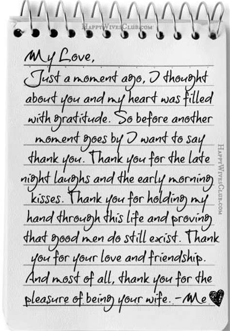 appreciation letter to my husband best 20 husband appreciation ideas on