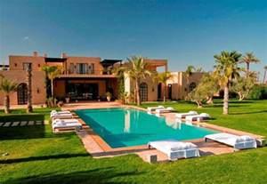luxury moroccan villa house design contemporary beautiful