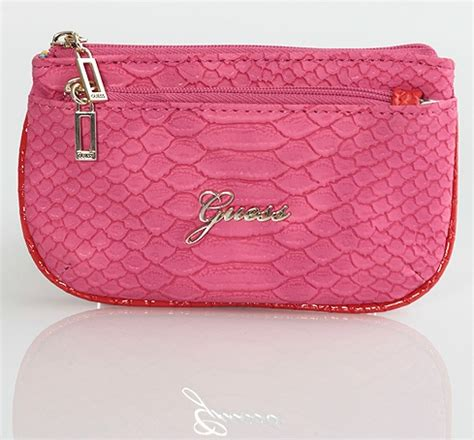Guess Snake Lv pretty pink guess purse pretty pink things