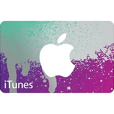 How To Put In Itunes Gift Card - 100 itunes gift card staples 174