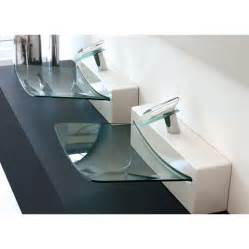 glass bathroom sinks bowls bathroom sinks interior contemporer interior contemporary