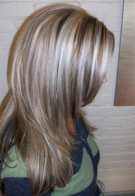 images grey and blond hair blend 63 best images about over 60 hairstyles on pinterest