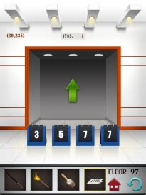 100 Floors Escape Level 97 - 100 floors level 97 walkthrough