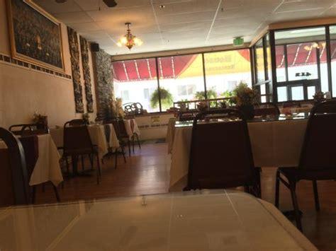 Inside Picture Of Thai House Restaurant Fairbanks Tripadvisor
