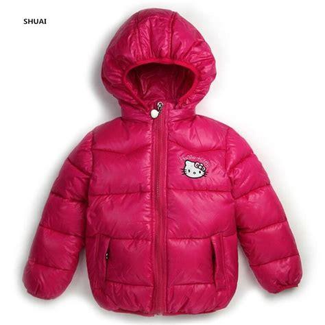 Hello Jacket new baby hello jacket winter cotton keep warm coat chirdren character lovely
