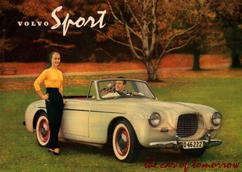 volvo p sport volvo   build  corvette  fails