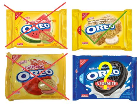 is the newest oreo flavor fried chicken first we feast are fried chicken oreos real meat flavored cookies