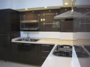Design Of Kitchen Furniture by Modern Kitchen Cabinets Design Ideas Smart Home Kitchen