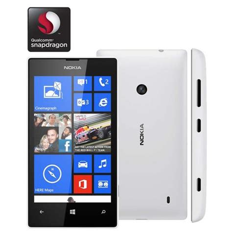 nokia lumia 520 dual smartphone nokia lumia 520 branco windows phone 8