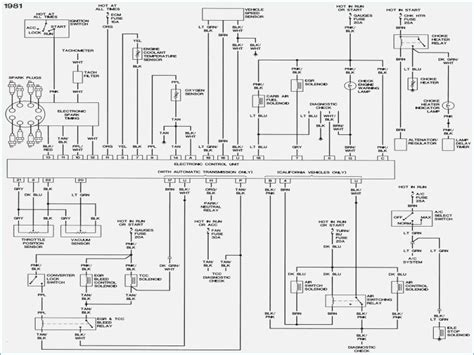 1982 corvette electrical schematic free wiring