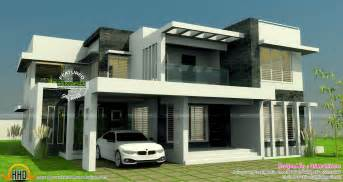 free modern house plans 4 bedroom contemporary beautiful kerala home design with