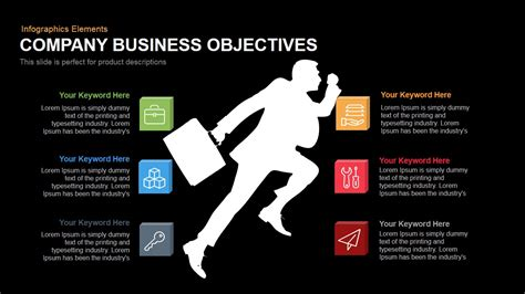 templates for business objectives company business objectives powerpoint keynote slidebazaar