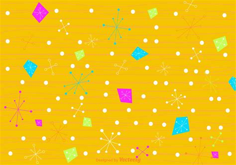 vector colorful patternwith geometric shapes