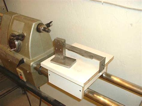 homemade lathe duplicator  woodworking