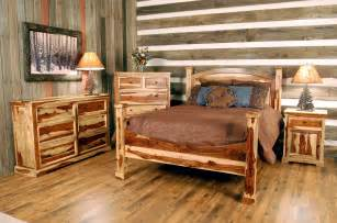 cabin bedroom furniture home furnishings for cabin interiors bedroom collection
