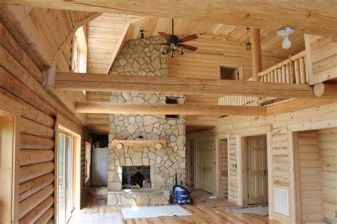 log home interior walls interiors wood house log homes llc