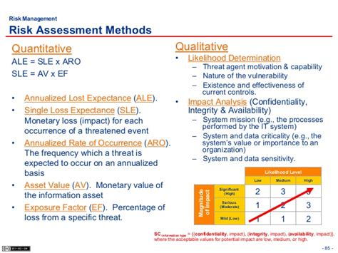 Sle Vulnerability Assessment Report