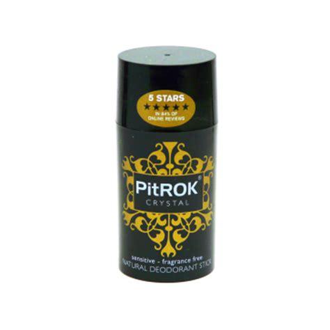pitrok push up crystal deodorant 100g
