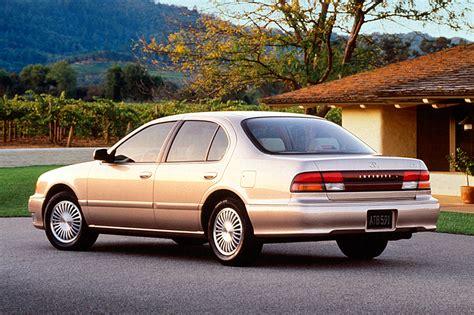 how cars engines work 1998 infiniti i navigation system 1996 99 infiniti i30 consumer guide auto
