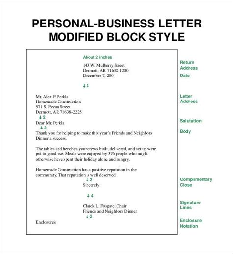 block letter format free 8 printable business letter format block style pdf 1751