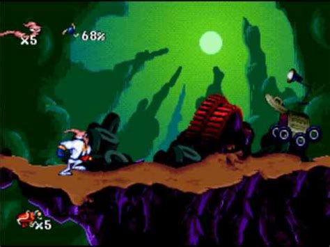 sega genesis earthworm jim earthworm jim sega genesis gameplay