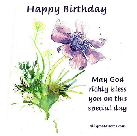 Happy Birthday God Bless You Quotes God Bless This Day Quotes Quotesgram