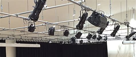stage lighting mounting bars specialist design and installation of stage lighting for