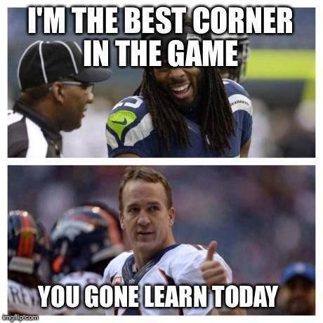 Anti Broncos Memes - this will be my only superbowl post funny memes