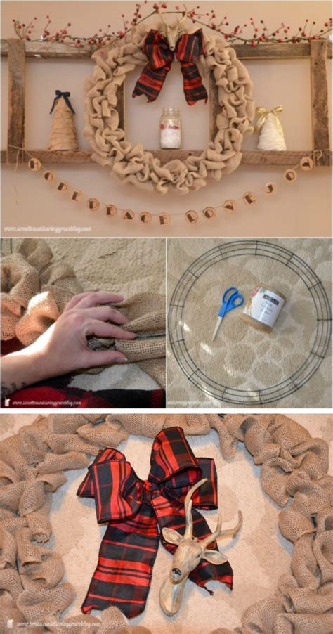 25 diy rustic decoration ideas tutorials 2017