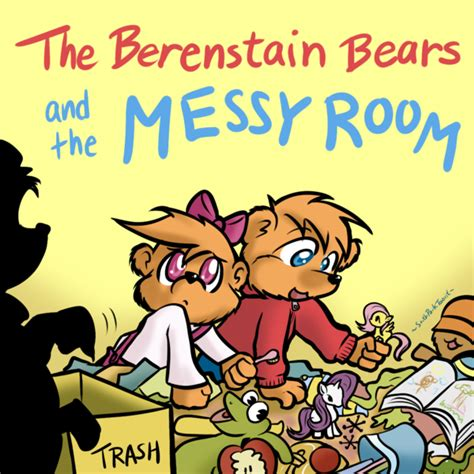 the berenstain bears and the room berenstain bears and the room by southparktaoist on deviantart