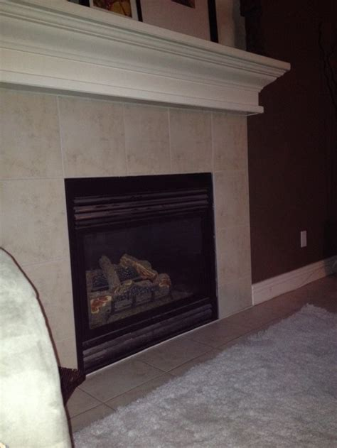 Can You Tile A Fireplace by Can I Paint Fireplace Tiles Or Best Retile