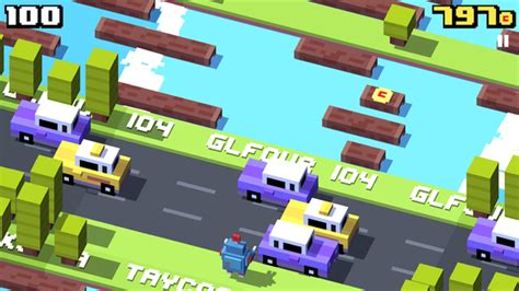 how to mod game center scores you should play crossy road is basically endless frogger