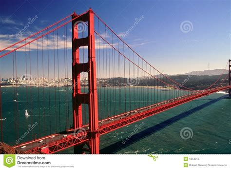 Golden Gate Mba Time by Golden Gate Bridge Royalty Free Stock Photo Image 1054015