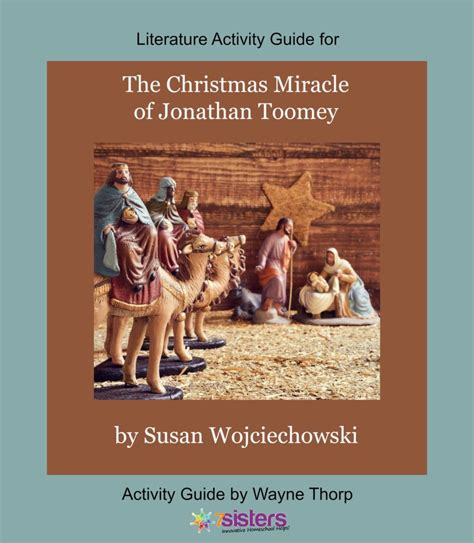 The Miracle Of Jonathan Toomey Free Activity Guide The Miracle Of Jonathan Toomey Literature Activity Guide