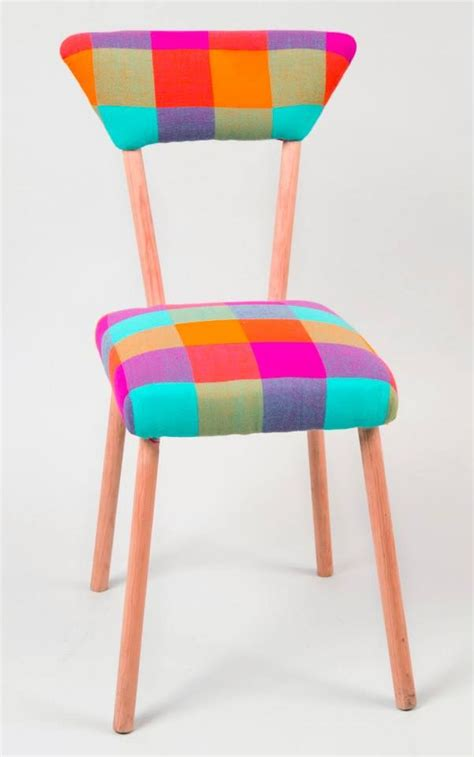 colored chairs rainbow colored chair rainbow chair pinterest