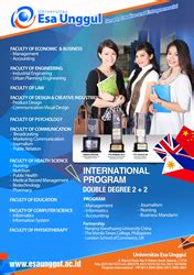 email esa unggul partnership with overseas higher education institutions